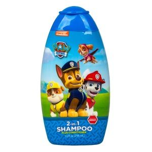 Nickelodeon Paw Patrol Pup Pup Berry 2-in-1 Shampo